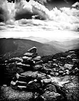 Cairns on Mount Washington